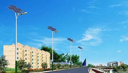 甘肃道路太阳能路灯产品介绍 山东图景照明工程供应
