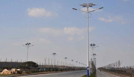 酒泉直供太阳能路灯按需定制 山东图景照明工程供应