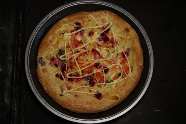 河南9块9披萨培训费用「张店壹诚食品供应」