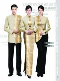 新疆烏魯木齊酒店服推薦 偉怡偉杰服飾供應