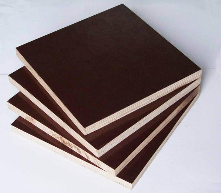 信阳工地竹胶板供应厂家 真诚推荐 百顺木业供应