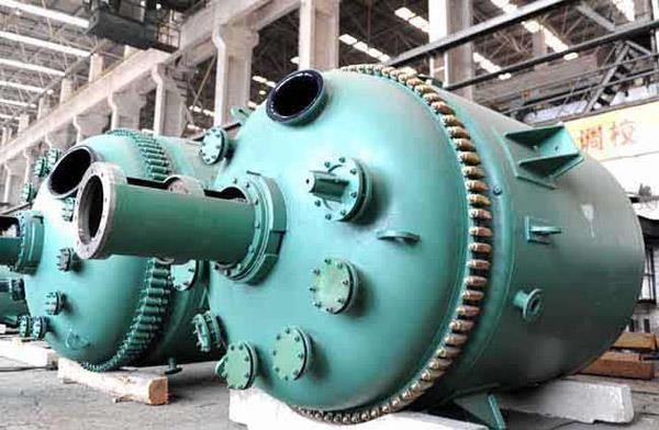 吉林10000L搪瓷反應釜如何修補 山東浩通機械