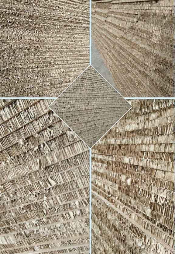 台州硬瓦楞纸板厚度「上海申胜板业供应」