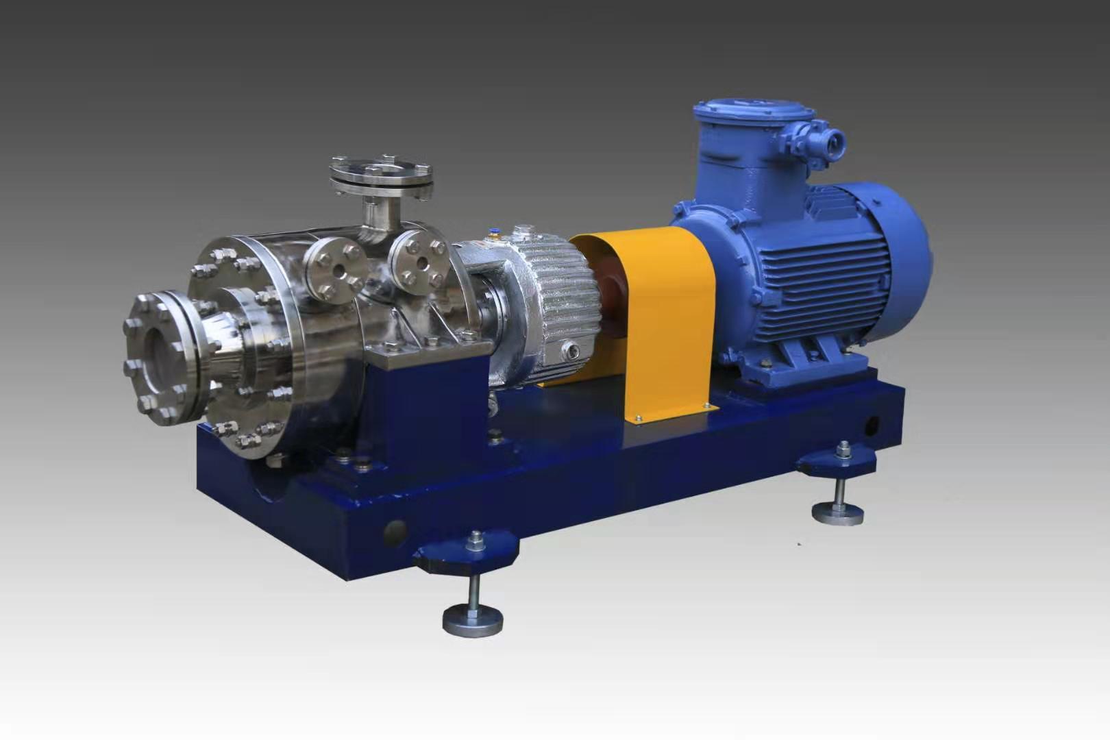安徽专用三级剪切泵质量材质上乘 服务为先 上海威广机械制造供应