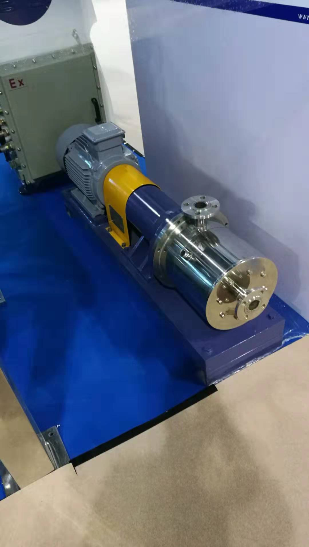 安徽专业三级剪切泵货真价实 真诚推荐 上海威广机械制造供应