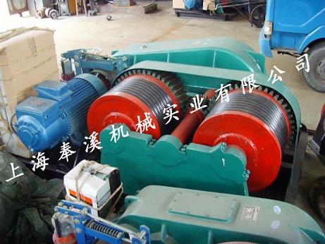 上海正規定制卷揚機價格 上海奉溪機械實業供應
