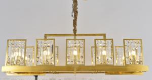 天津后现代水晶吊灯多少钱,吊灯