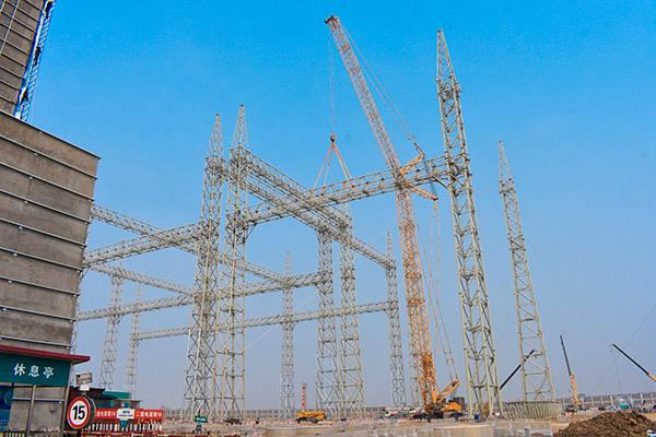 北京厂房搬迁吊装工程费用,吊装工程