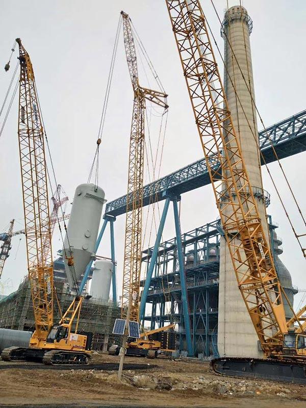 江苏机场吊装工程,吊装工程