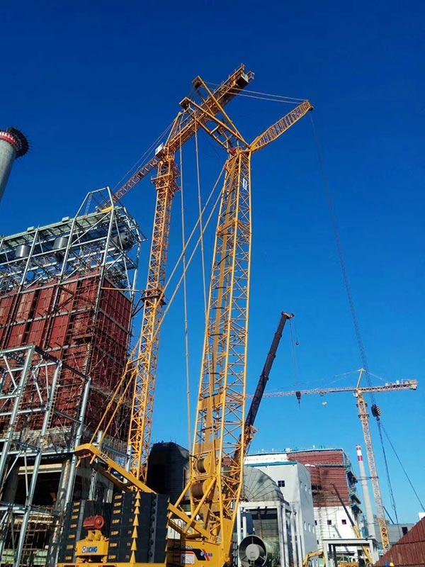 廊坊70T吊裝工程哪里有「騰飛吊裝供應」