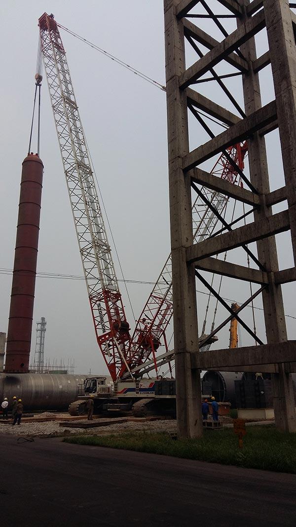 山西650吨履带吊租赁出租,履带吊租赁