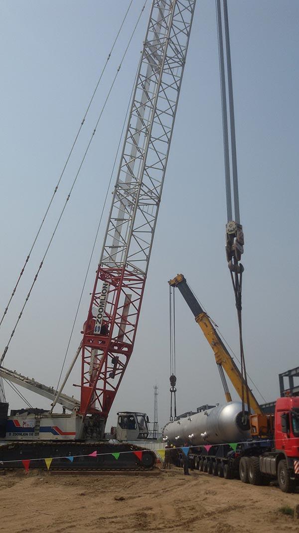 北京70吨履带吊租赁出租,履带吊租赁