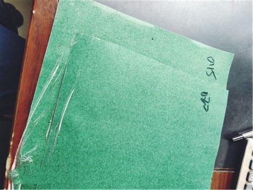 徐州絕緣青殼紙 張家港市豐盛絕緣材料供應