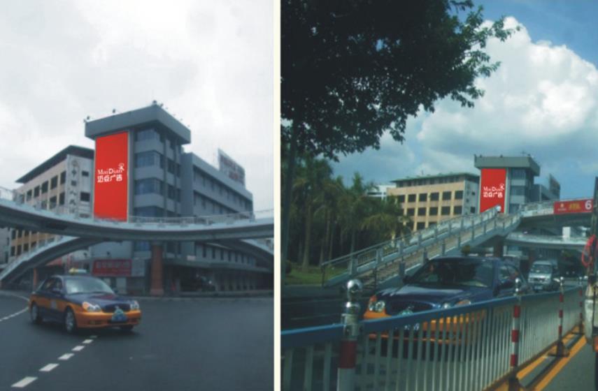 江門公路廣告牌制作 創新服務「邁點供」