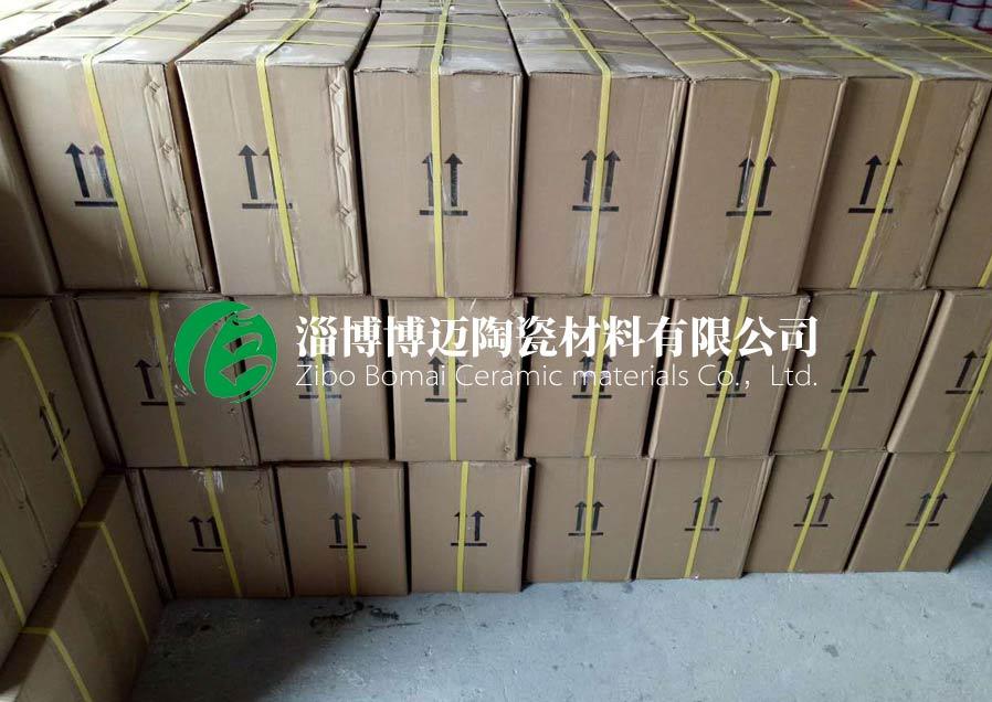 吉林陶瓷板胶耐磨陶瓷胶施工视频 淄博博迈陶瓷材料供应