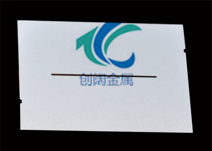 上海50微米狭缝片优质商家 苏州创阔金属制品供应