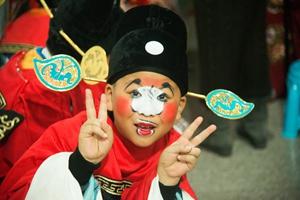 新疆乌鲁木齐市儿童戏曲服装定制 创新服务 韵影坊文化艺术yabo402.com