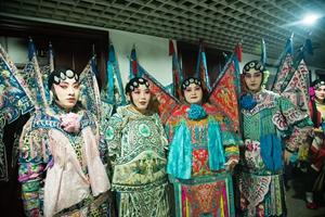 烏魯木齊地方戲曲培訓機構 創新服務 韻影坊文化藝術供應