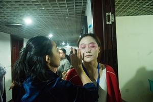 新疆成人京剧化妆培训机构哪家强 韵影坊文化艺术供应