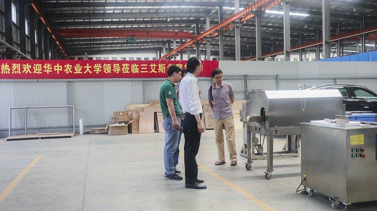 湖北智能自动黄鳝泥鳅宰杀机厂家 服务为先 安徽三艾斯机械科技供应