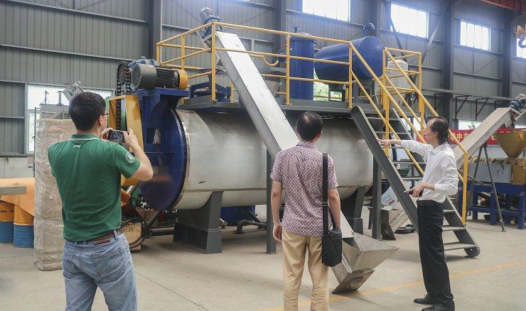 陕西自动流水线去黑膜机械报价 有口皆碑 安徽三艾斯机械科技供应
