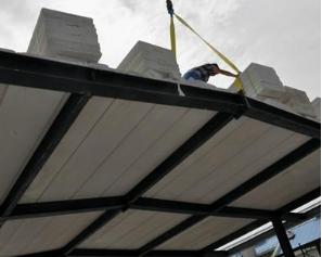 盐城NALC屋面板 天长市鑫义升建材供应