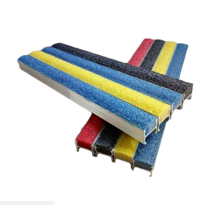浙江踏步铝合金楼梯防滑条的用途和特点 诚信为本 江苏君轩建材供应