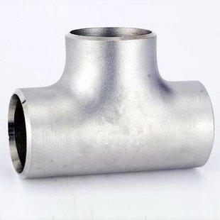 四川不锈钢三通厂家电话 诚信为本 河北海浩高压法兰管件供应