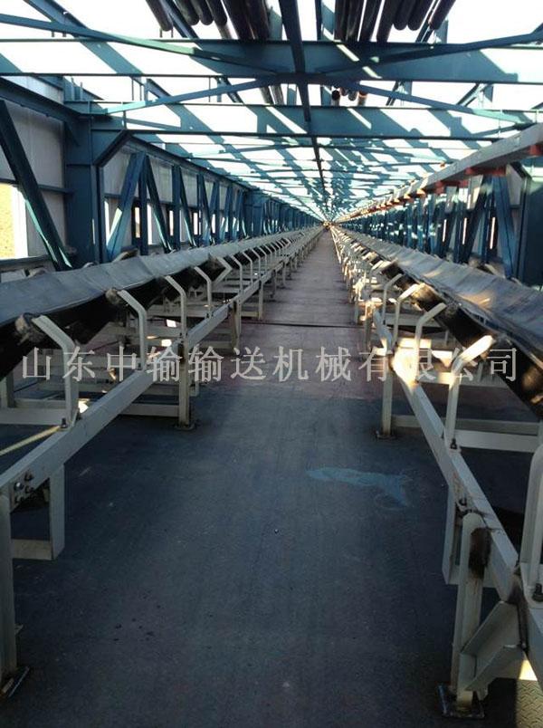 青州皮帶輸送機標準 山東中輸輸送機械供應