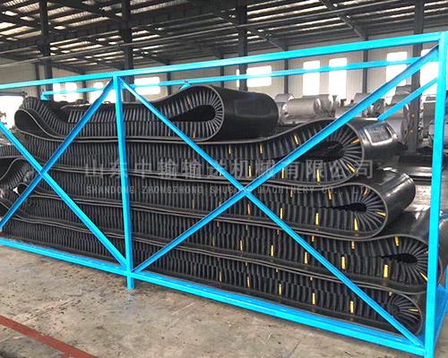河南食品输送带数据 山东中输输送机械供应