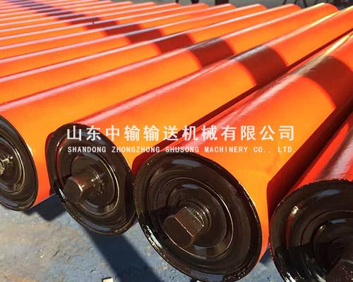 泰安陶瓷托輥批發 山東中輸輸送機械供應
