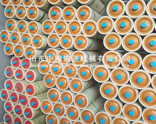 浙江全新托辊价格 山东中输输送机械供应