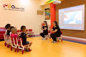 伊宁县优质少儿英语学习班 伊犁英爱教育供应