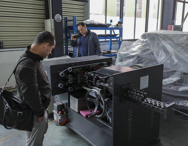 广东原装流水线去黑膜机械价格 创造辉煌 安徽三艾斯机械科技供应