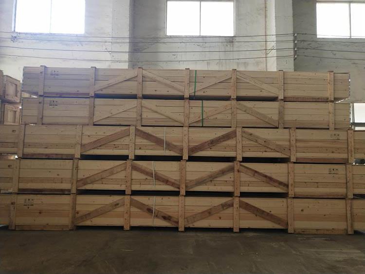 浙江实木木质包装箱源头直供厂家 山东嘉润木业供应