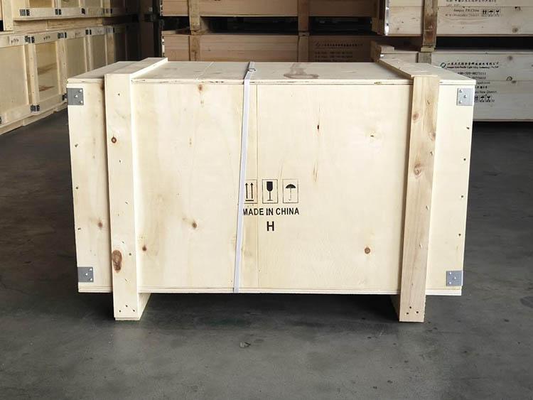 辽宁定制木质包装箱制造厂家 山东嘉润木业供应