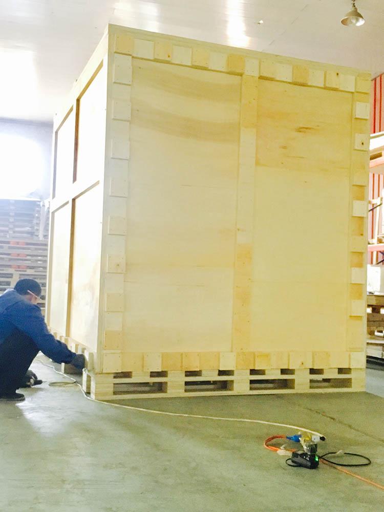 浙江木质包装箱服务至上 山东嘉润木业供应