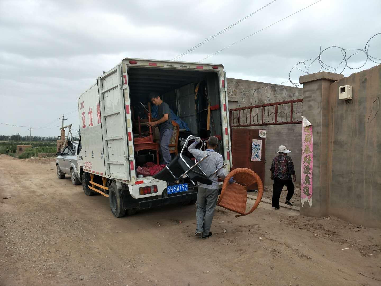 新疆诚信工厂搬迁要多少钱 诚信经营 阿克苏市亚龙搬家供应