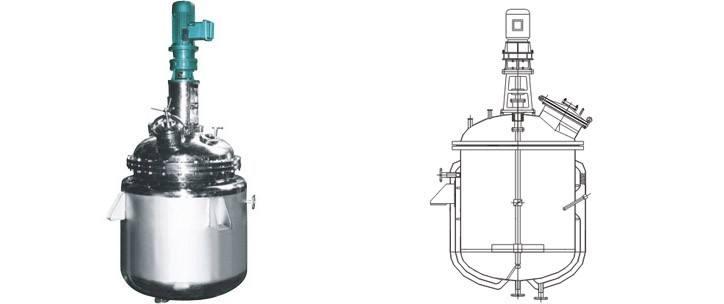 云南通用磁力搅拌反应釜源头直供厂家 有口皆碑 威海鑫康化工机械供应