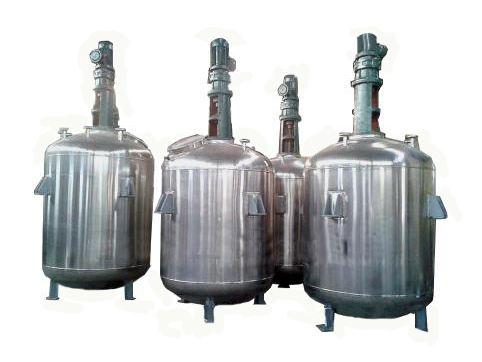 河南智能不锈钢反应釜上门安装,不锈钢反应釜