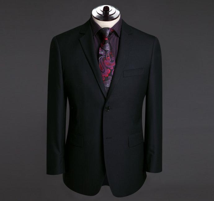 新疆短袖商務正裝褲子 偉怡偉杰服飾供應