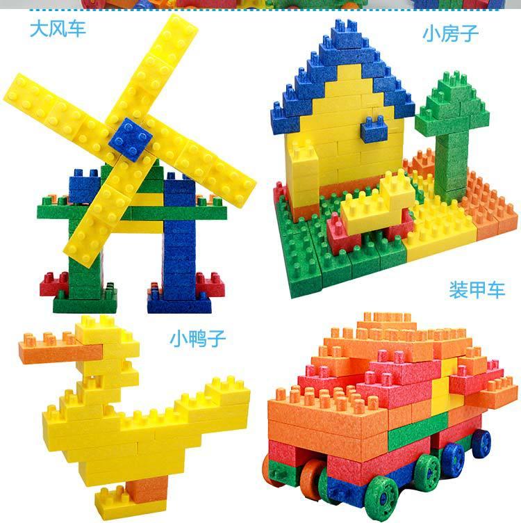 嘉兴EPP泡沫玩具积木哪家好 有口皆碑「无锡华亿达工贸供应」