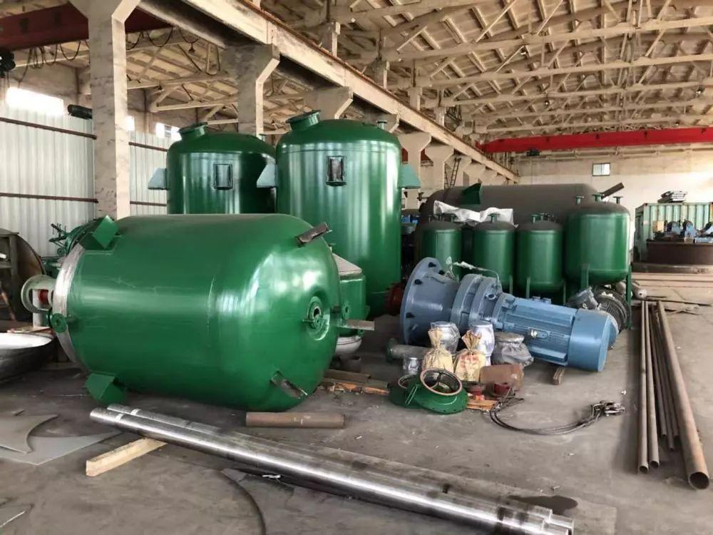 北京知名高压反应釜常用解决方案 服务至上 威海鑫康化工机械供应