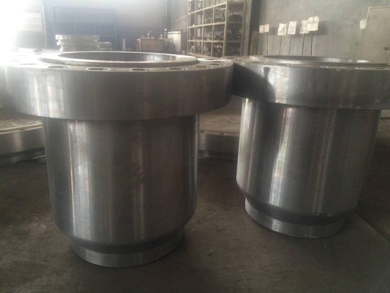 新疆法兰锻件价格 创新服务 河北海浩高压法兰管件供应