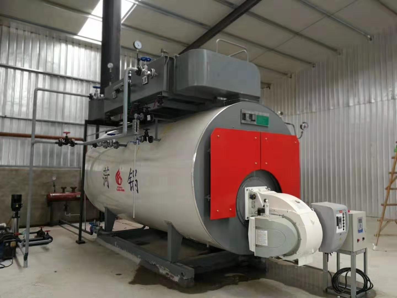 霍城口碑好燃气锅炉安装 新疆天盛云景环保科技供应