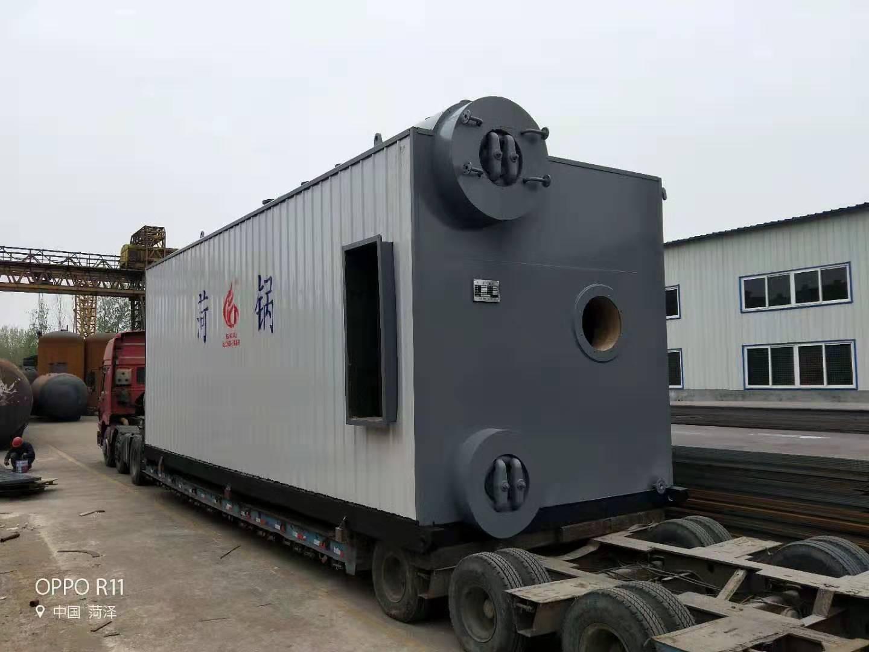 新源特种燃气锅炉 新疆天盛云景环保科技供应