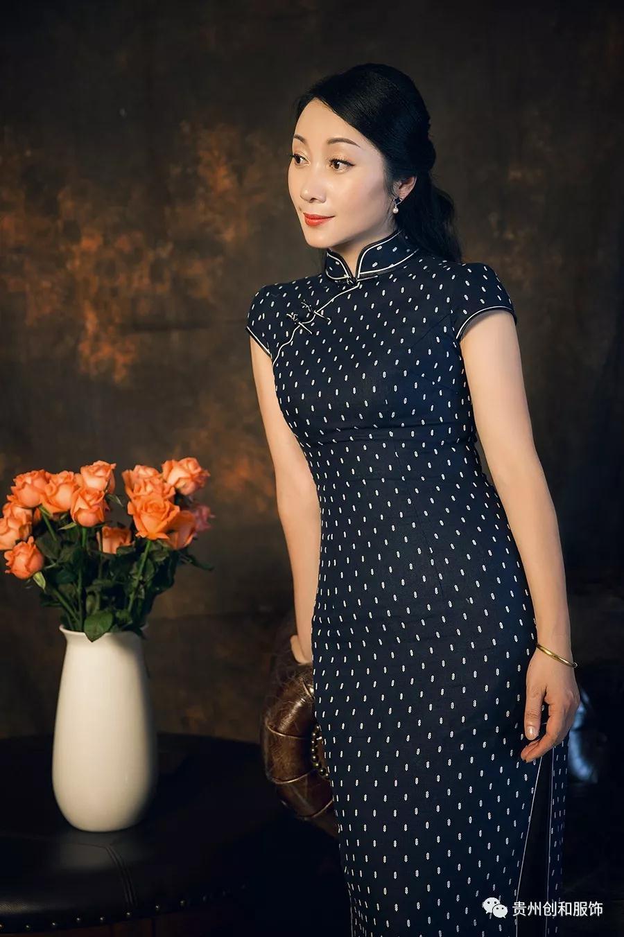 乌当区正规定制旗袍优选企业 来电咨询「贵州创和服饰供应」