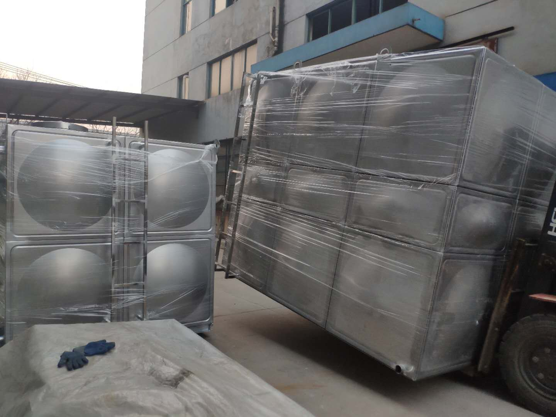 天津成套不锈钢水箱 圆形,不锈钢水箱