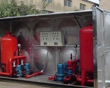 山东消防用不锈钢水箱价格,不锈钢水箱