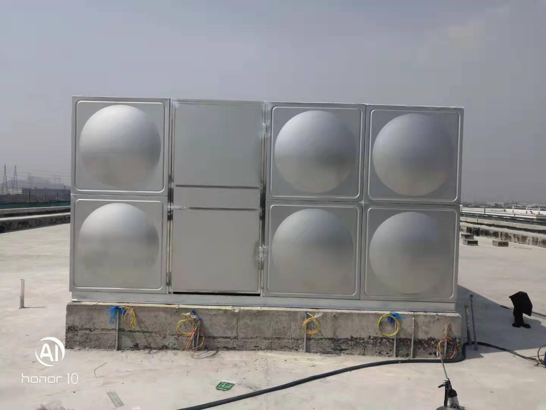 浙江不锈钢水箱厂家供应 信誉保证「无锡全合昌环保科技供应」